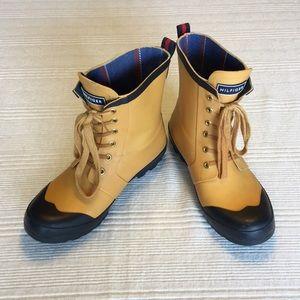 Tommy Hilfiger rainboots